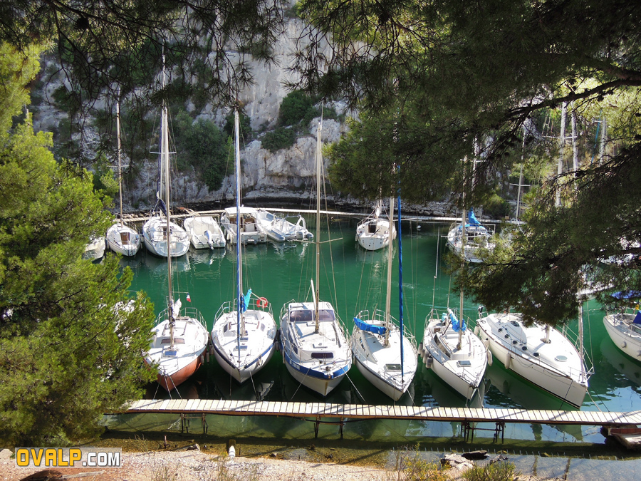 Callanques Cassis 1