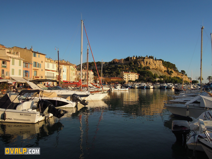 Callanques Cassis 5