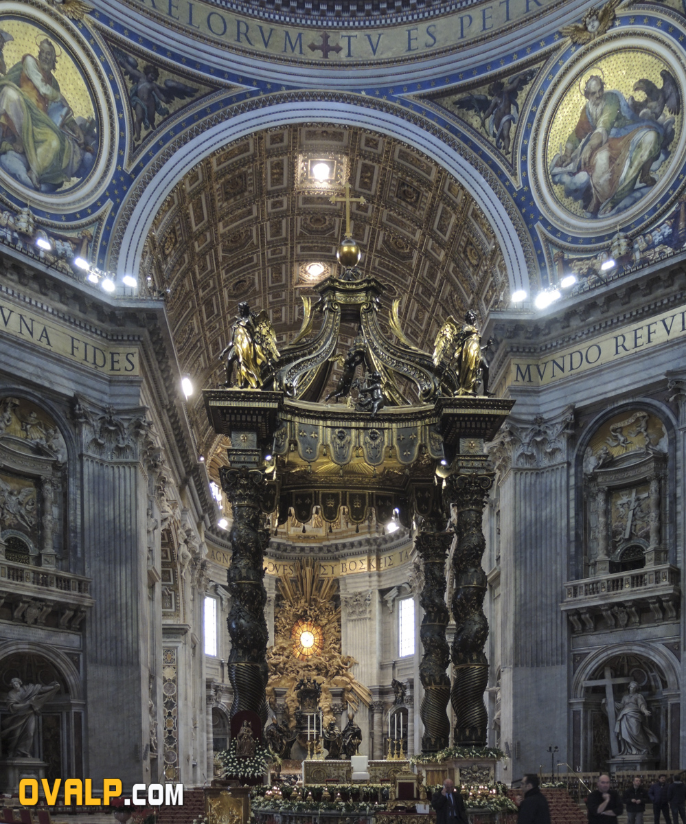 Basilique Saint Pierre / Saint Peter's basilica
