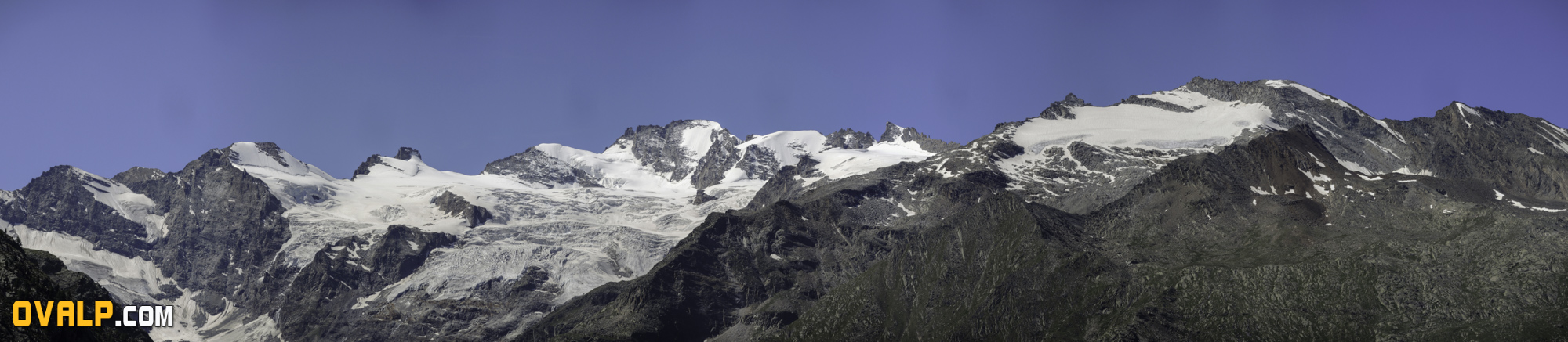 Pano Grand Paradisio (Val d'Aoste)